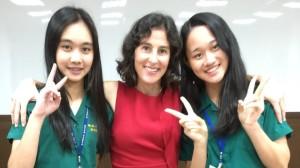 2018.01.31.After Speech Photo Taipei First Girls High School Taiwan