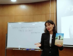 2018.01.31.Speaking Photo Gardiner English Reading Club 2 Shanghai
