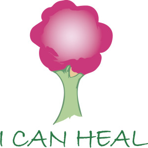 I CAN HEAL LOGO